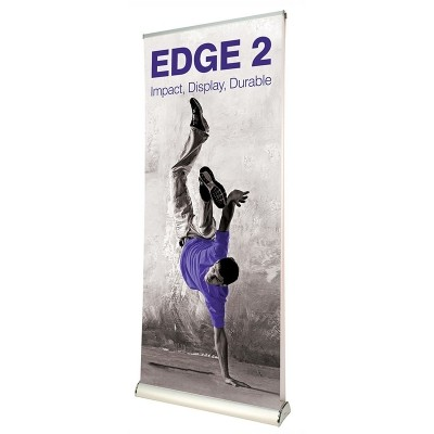 Edge 2 dwustronny roll-up klasy premium.